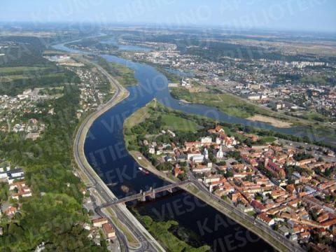 Kaunas – upių miestas