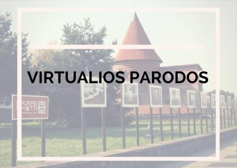 Virtualios parodos