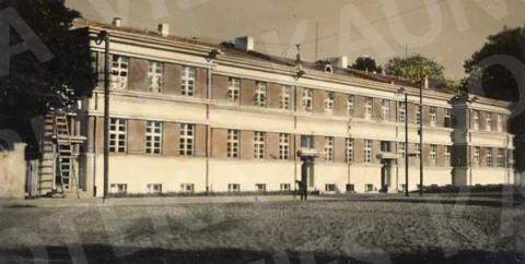 Senieji Kauno pastatai – sveikatos apsaugos istorijos liudininkai
