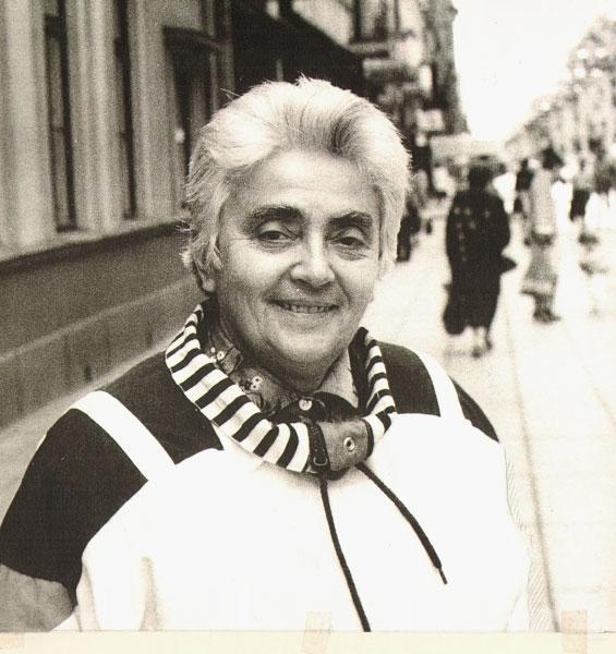 Antanina Garmutė