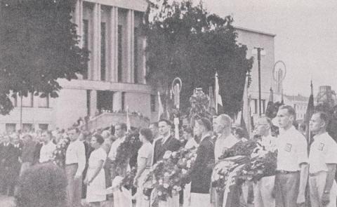 Pirmoji Lietuvos tautinė olimpiada