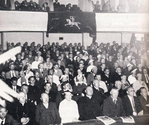 Pirmasis Pasaulio lietuvių kongresas