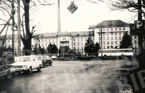 Lietuvos Sveikatos mokslų universiteto Kauno klinikų centriniai rūmai