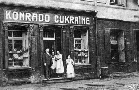 Makso Konrado kavinė (Laisvės al.)