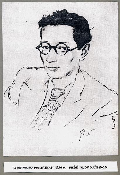 Ramazanas Krinickas (1904–1983)