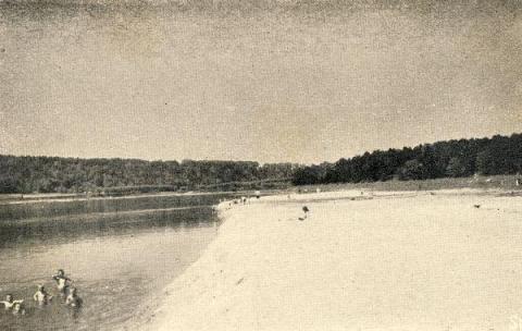 Kauno miesto paplūdimiai XX a. 3–4 dešimtmečiais