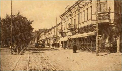 """Namai su A. Perkausko cukraine – """"Orbitos"""" kavinė – Vilniaus bankas (Laisvės al. 82/Maironio g.17)"""