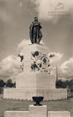 Vytauto Didžiojo paminklas