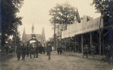 Lietuvos žemės ūkio ir pramonės parodos