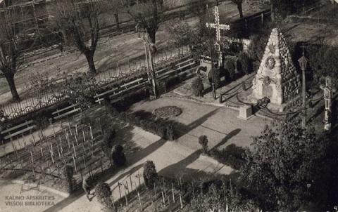 Vytauto Didžiojo karo muziejaus sodelis