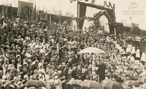 Pirmasis Tautinis Lietuvos Eucharistinis kongresas