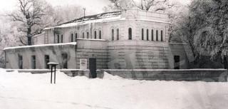 Paviljonas Vytauto parke. XX a. 8–9 deš.