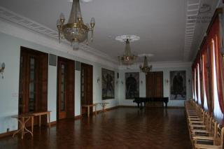 Mažoji salė. 2011 m.