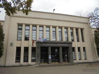 Lietuvos sporto universitetas. 2015 m.