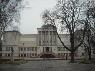 Vytauto Didžiojo karo muziejus. 2018 m.
