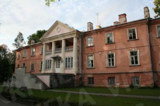 Aukštosios Fredos dvaro rūmai. 2009 m.