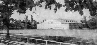 Kauno sporto halė. 1939 m.