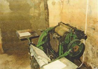 Tigelinė spausdinimo mašina