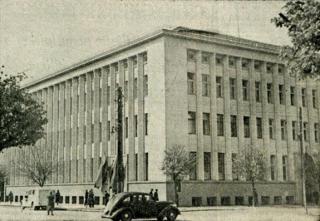 Darbo rūmai. 1940 m.