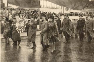 Gegužės 1-osios demonstracijos. 1949–1953 m.