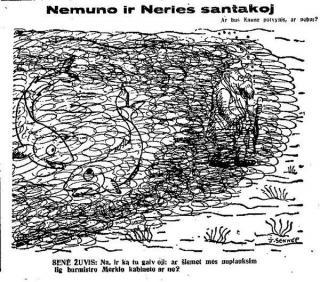 """Nemuno ir Neries santakoj"""