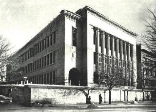 Prekybos, pramonės ir amatų rūmų statybos. 1938 m.