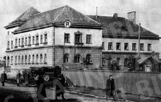 Pirtis Kauno senamiestyje (dab. Jonavos g.). 1956 m.