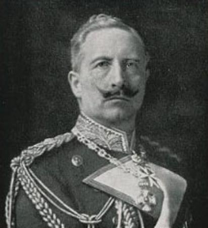 Vokietijos imperatorius Vilhelmas II