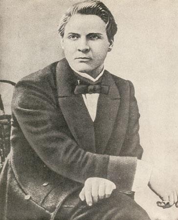 Fiodoras Šaliapinas 1898 m.
