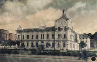 Centrinė elektrinė XX a. 4 deš.