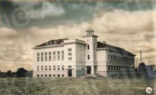 Juozo Damijonaičio pradinė mokykla XX a. 4 deš.
