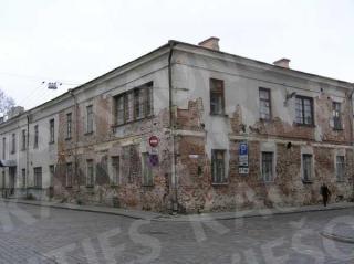 Buvusi Kauno psichoneurologinė ligoninė 2008 m.