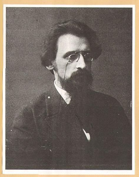 Levas Karsavinas. Peterburgas, apie 1915 m..