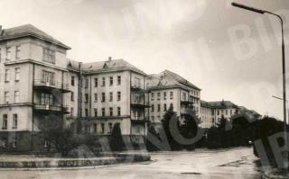 Respublikinė Kauno klinikinė ligoninė. 1980 m.