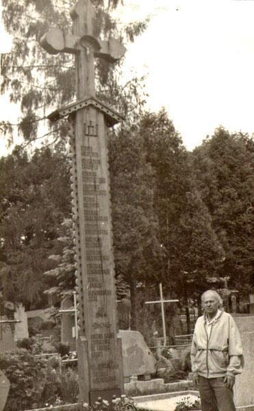 Panemunės kapinėse