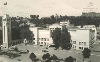 Vytauto Didžiojo karo muziejus. XX a. 4 deš.