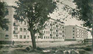 Daugiabučiai namai Tunelio g. XX a. 6–7 deš. sandūra