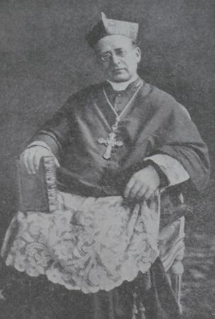 Kardinolas Achilė Ratis 1921 m.