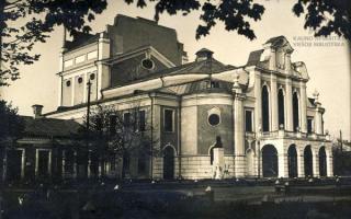 Valstybės teatras. XX a. 4 deš.