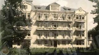 Raudonojo Kryžiaus tuberkuliozės sanatorija. XX a. 4 dešimtmetis