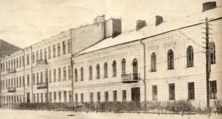 Lietuvos Raudonojo Kryžiaus ligoninė. 1929 m.