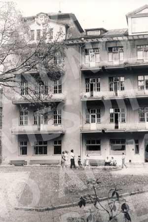 """Sanatorija """"Raudonasis Kryžius"""". Sovietmetis"""