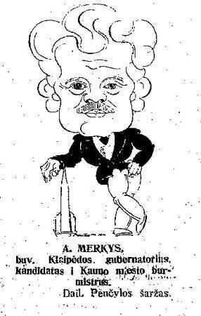 Antanas Merkys