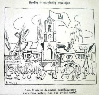 """""""Kryžių ir paminklų muziejus"""""""