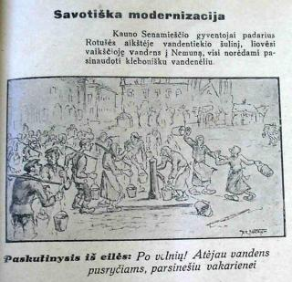 """""""Savotiška modernizacija"""""""