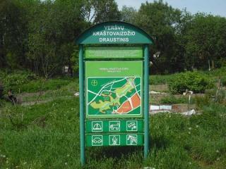 Veršvų kraštovaizdžio draustinis 2012 m.