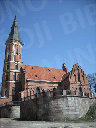 Švč. Mergelės Marijos Ėmimo į Dangų (Vytauto Didžiojo) bažnyčia. 2010 m.