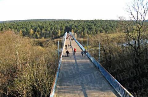 Pėsčiųjų tiltai