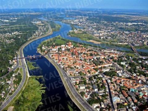 """""""Kaunas – upių miestas"""""""