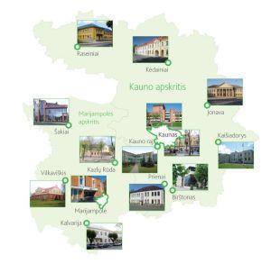 Kauno ir Marijampolės apskričių viešųjų bibliotekų kraštotyrinė veikla